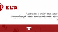 PEJK wspólnie z Ośrodkiem Przetwarzania Informacji pracuje nad doskonaleniem Ogólnopolskiego systemu monitorowania Ekonomicznych Losów Absolwentów szkół wyższych.